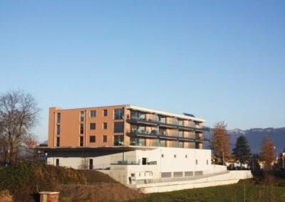 Wohngeschäftshaus – Coop-Diepoldsau