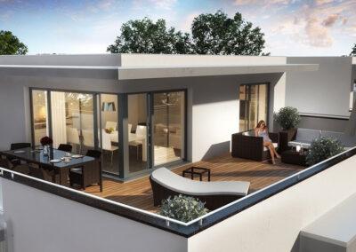 Mehrfamilienhaus mit 10 Eigentumswohnung