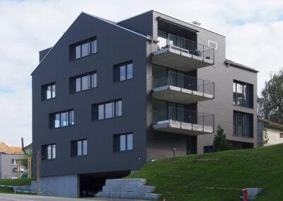 Mietwohnungen Wolfhalden, Friedberg |AR